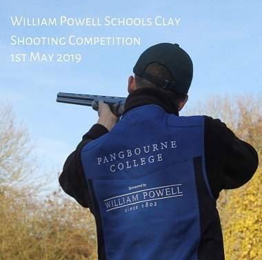 William Powell Schools Clay Shooting Competition Spring 2019