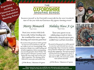 Christmas Shooting Sessions